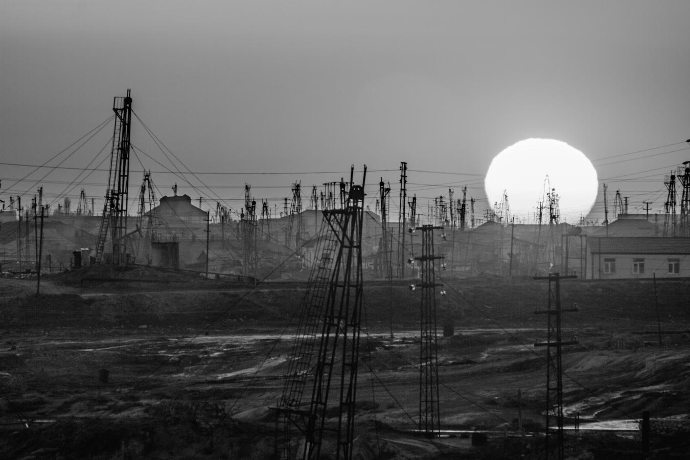 Apseron, Azerbaijan, March 2012
