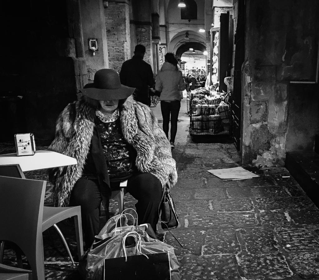 Naples, Italy, December 2015