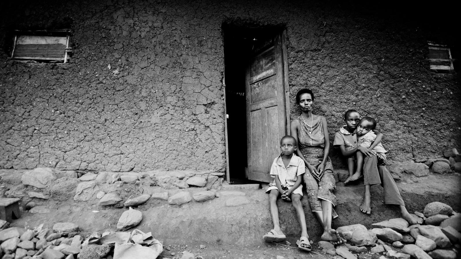 Rwanda, May 2014