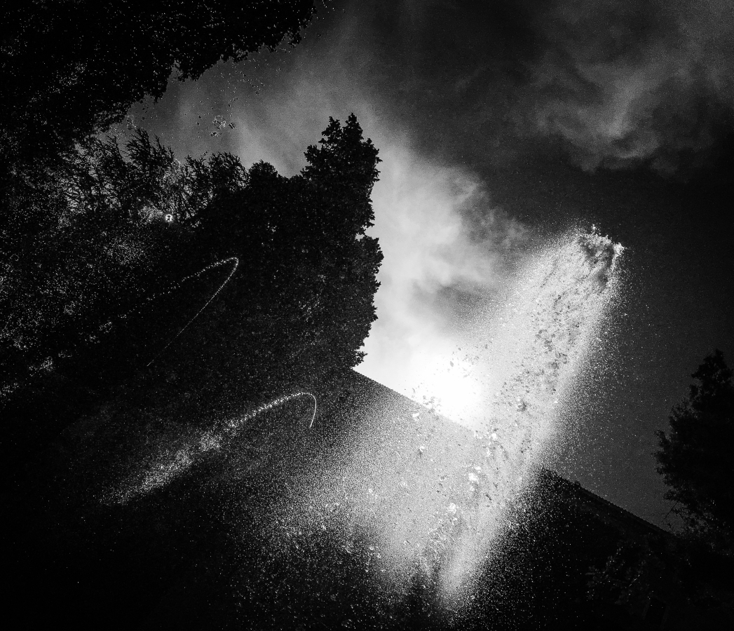 Water 2, Villa d'Este, Rome, Italy, September 2016