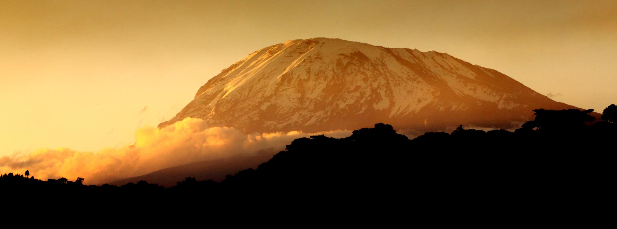 Mount Kilimanjaro, Tanzania, June 2013