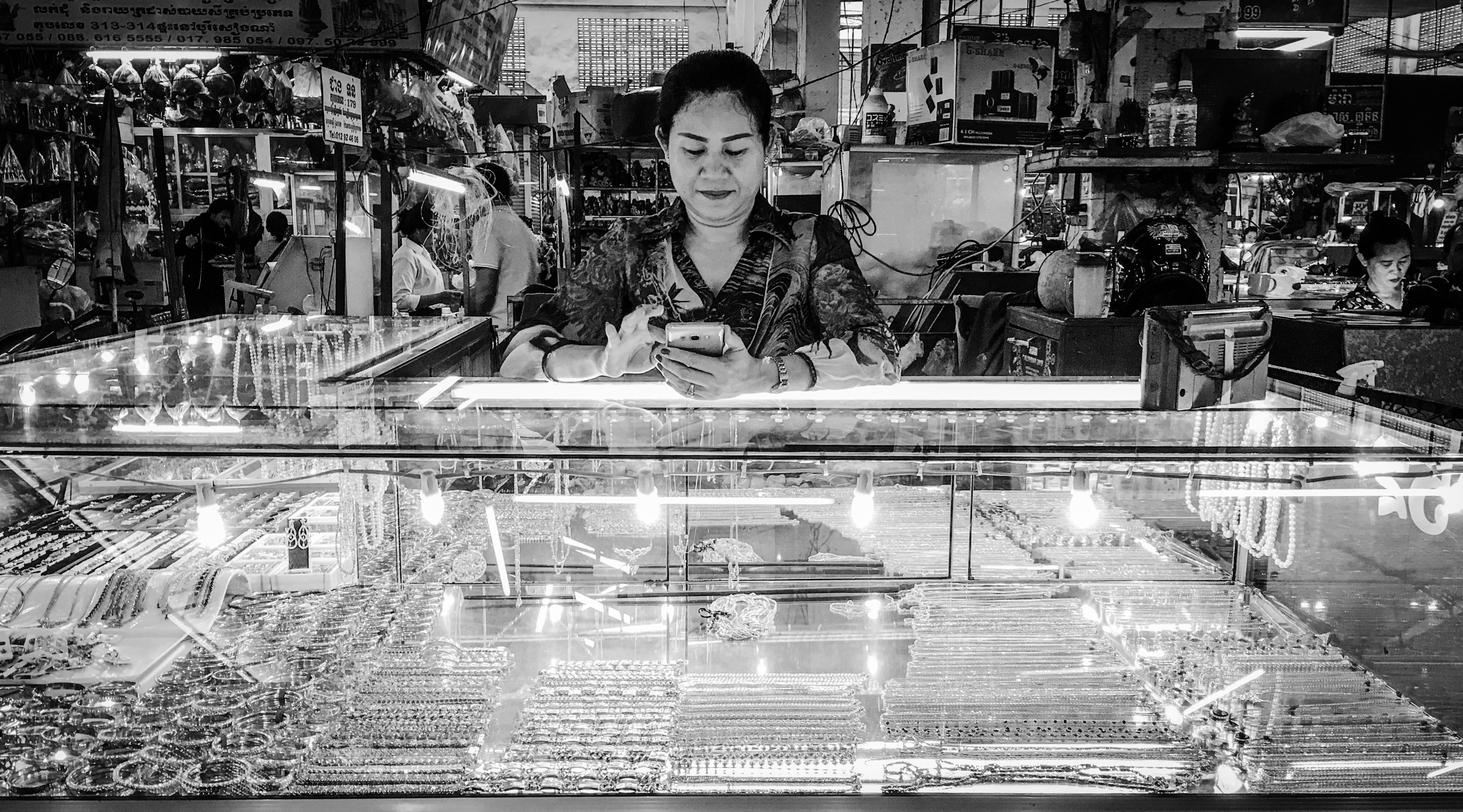 Siem Reap, Cambodia, December 2016