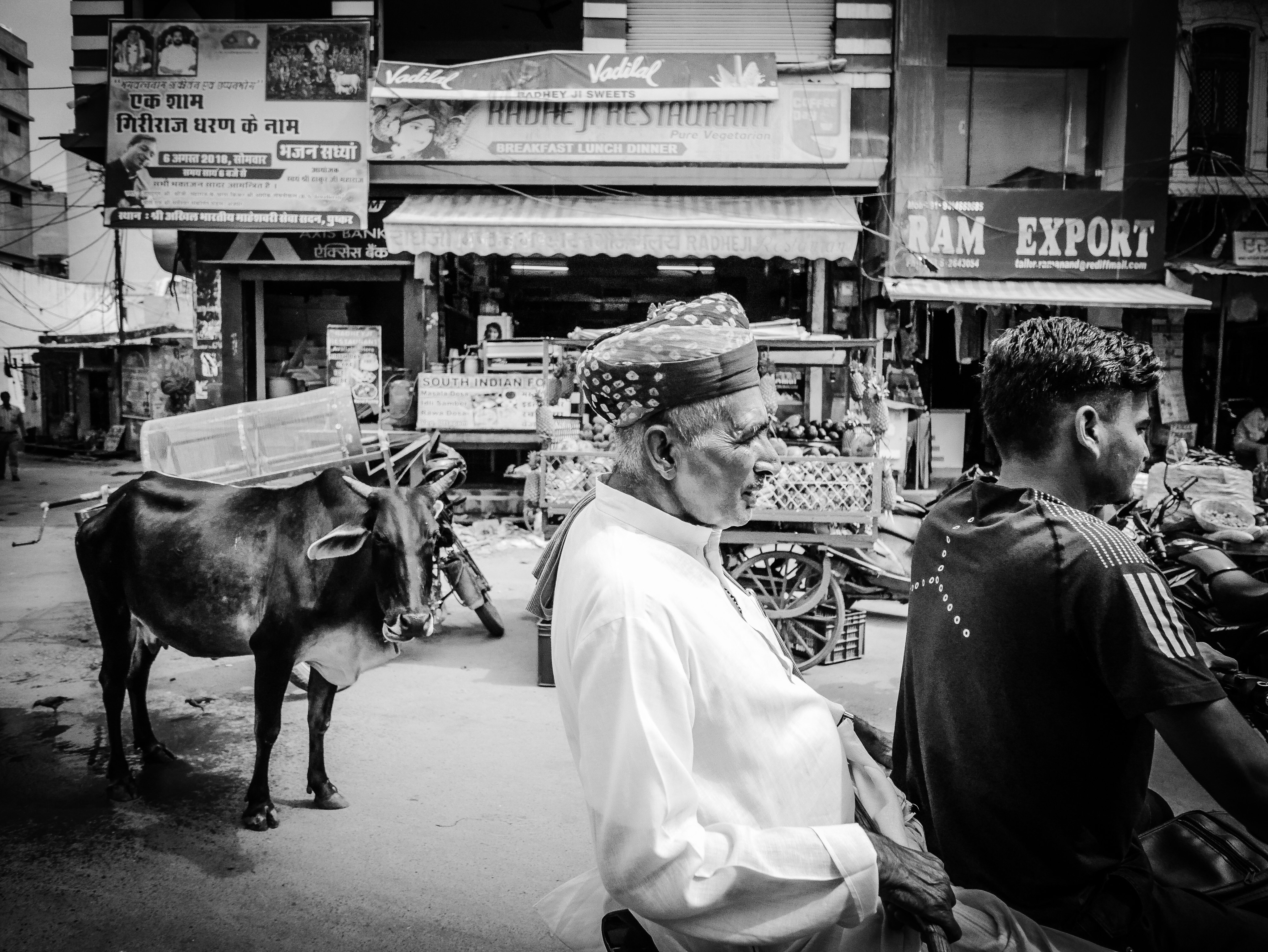 Pushkar, India, August 2018