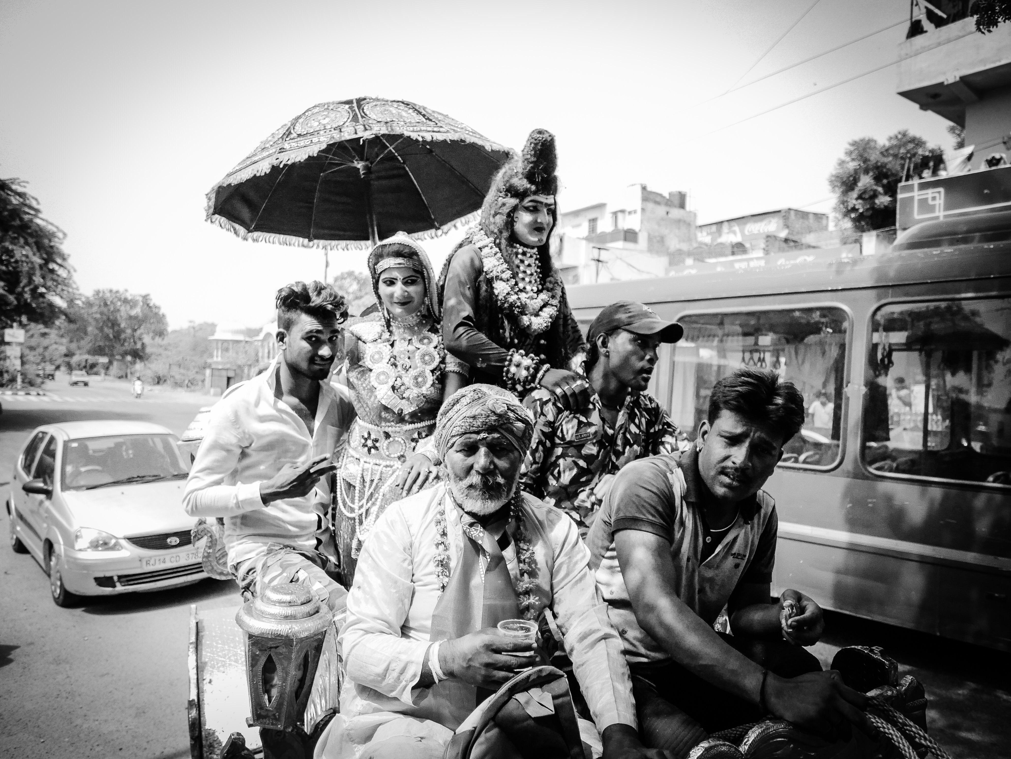 Jaipur, India, August 2018