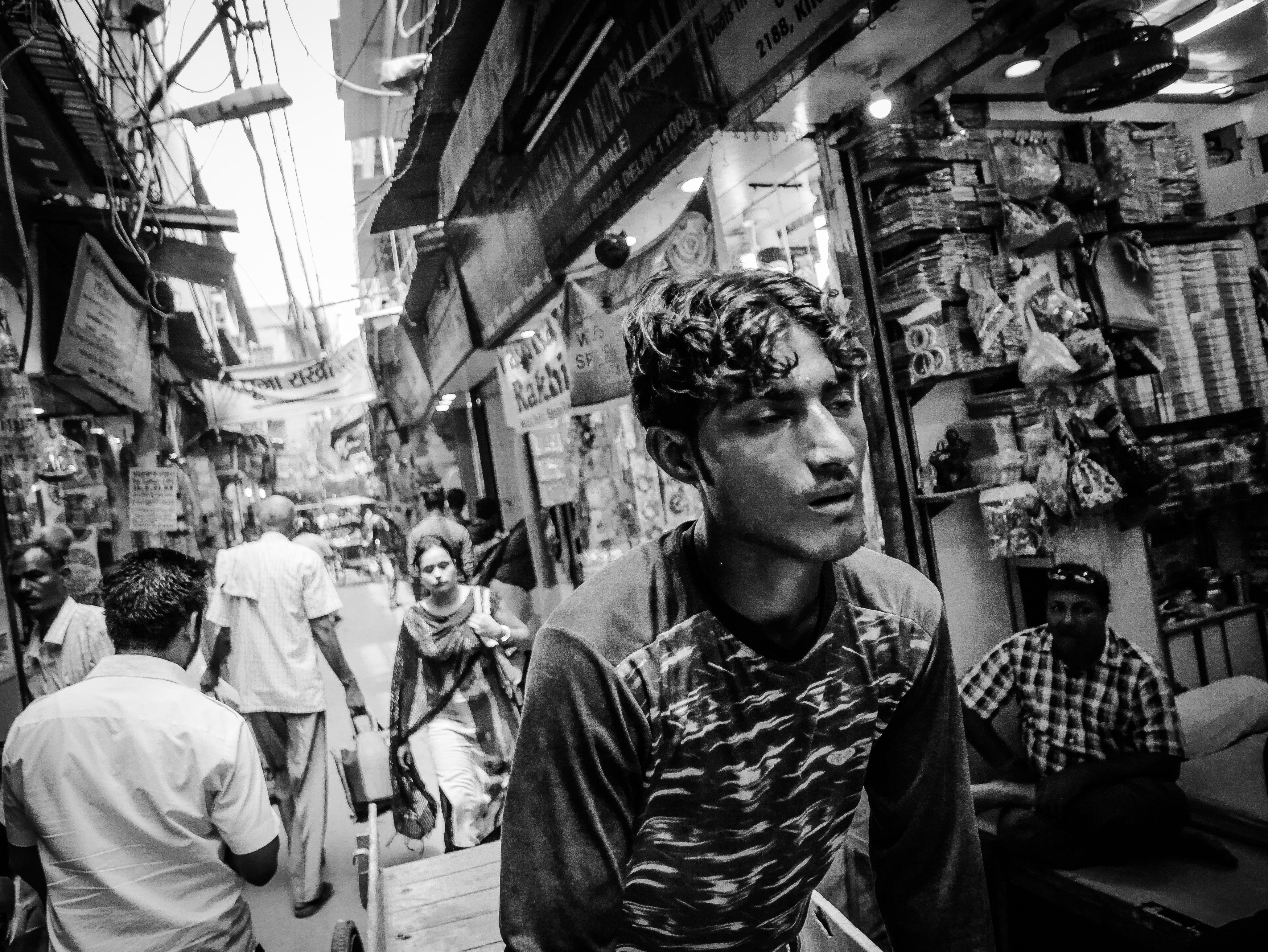 Delhi, India, August 2018